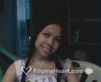 Filipina oči seznamka