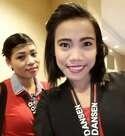 Febilyn is from Philippines
