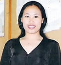 regina is from Philippines