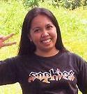 Karen is from Philippines