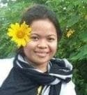 Richelle  is from Philippines
