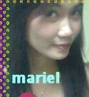 Mariel is from Philippines