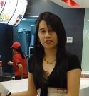 Macrina is from Philippines