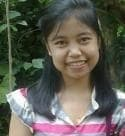 gilyna is from Philippines